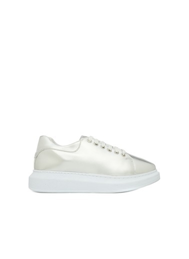 Divarese Divarese 5023065 Dore Kadın Sneaker Kadın Sneakers Gümüş